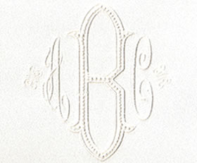 Baroque Monogram Set 3