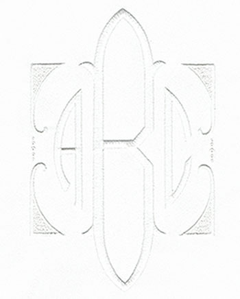 Ornamental Monogram Set 1