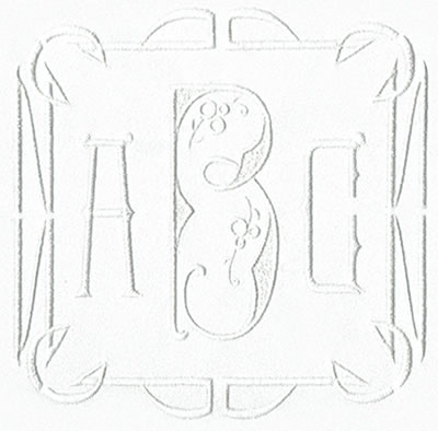 Ornamental Monogram Set 2