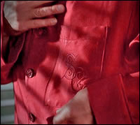 Embroidery Arts Monogram In The Movies The Santa Clause